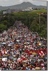 HONDURAS-MANIF.