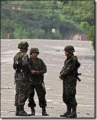 honduras-militares