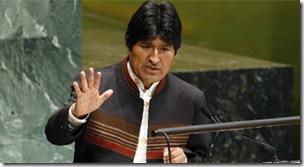 BOLIVIA--EVO1
