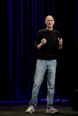 e19743a2a0d Desde el lugar desconocido donde cuida de su maltrecha salud, Steve Jobs,  co-fundador de Apple en 1976, habrá visto con alivio cómo ha soportado la  empresa ...